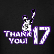 Design ~ Thank You 17 - Mens - T-shirt