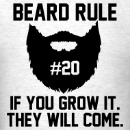 Design ~ Beard Rule #20