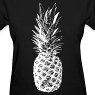 Design ~ Women's Pineapple Sweatshirt