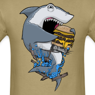 Design ~ Hungry Shark Shirt