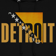 Design ~ Detroit Bosnian Flag