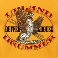 Design ~ Ruffed Grouse Upland Drummer