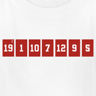 Design ~ Retired Numbers