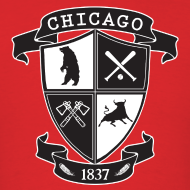 Design ~ Chicago Sports Crest