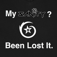 Design ~ Been Lost My SANiTY V-Neck