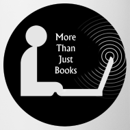 Design ~ More then just books mug