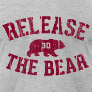 Design ~ Release the Bear - Men's - Grey