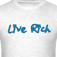 Design ~ Live Rich Signature