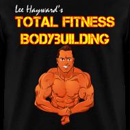 Design ~ Lee Hayward Cartoon Muscle T-S