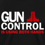 Design ~ Premium Tee: Gun Control