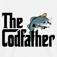 Design ~ The Codfather T-shirt