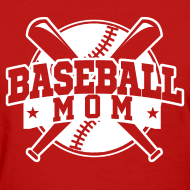 Design ~ baseball mom,mother day
