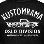 Design ~ Kustomrama Oslo Division Black