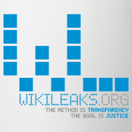 Design ~ WikiLeaks Supporter (incl $30.10 donation)