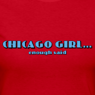 Design ~ Chicago Girl