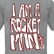 Design ~ I am rocket man