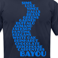 Design ~ Bayou City