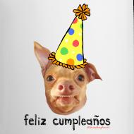 Design ~ Happy Birthday in Spanish