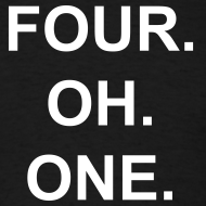 Design ~ Four. Oh. One.