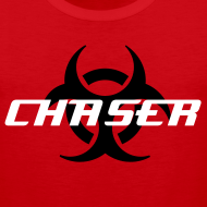 Design ~ Biohazard Chaser Men's Tank Top