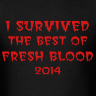 Design ~ I Survived T-Shirt