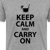 Design ~ keep calm and carry on