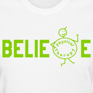 Design ~ Beblieve in Physiotherapy