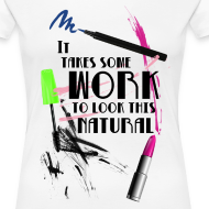 Design ~ It takes work to look this natural