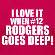 Design ~ RODGERS GOES DEEP!