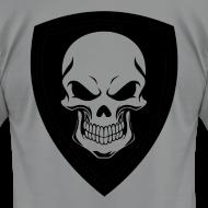 Design ~ Slate With Black Shield