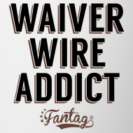 Design ~ Waiver Wire Addict: Coffee Mug