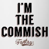 Design ~ I'm the Commish: Coffee Mug