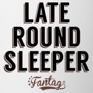 Design ~ Late Round Sleeper: Coffee Mug