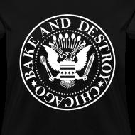 Design ~ Gabba Gabba Bake - Women's Basic T-shirt