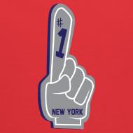 Design ~ New York Y Foam Finger