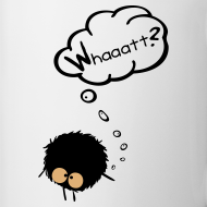 Design ~ whaaat monster mug