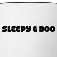 Design ~ Sleepy & Boo mug