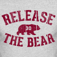 Design ~ Release The Bear long sleeve tee