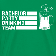 Design ~ bachelor party T-Shirts