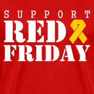 Design ~ support red friday T-Shirts