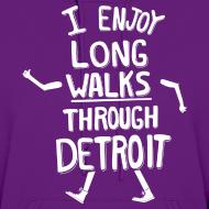 Design ~ I Enjoy Long Walks Through Detroit