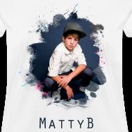 Design ~ Matty B Splash Womens T-Shirt