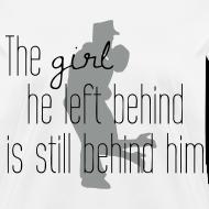 Design ~ The girl he left behind...