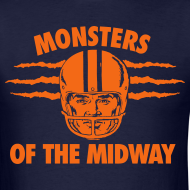 Design ~ Throwback Monsters of the Midway