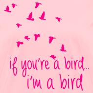 Design ~ bird tee