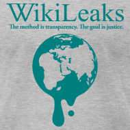 Design ~ WikiLeaks - Dripping Globe