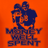 Design ~ Money Well Spent - Mens T-shirt - Light Garment