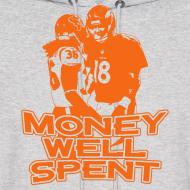 Design ~ Money Well Spent - Hoodie