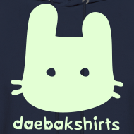 Design ~ CatBunny GLOW-IN-THE-DARK