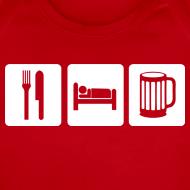 Design ~ Eat Sleep Beer